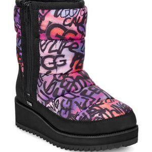 UGG Ridge Graffiti Pop Waterproof Boots